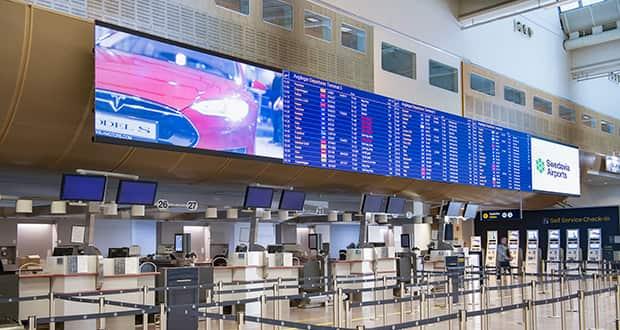 EMC LED screens