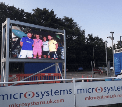 LED Scoreboards and Sport Perimeter Displays
