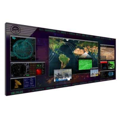 "PLANAR 55"" MX55HDU-L-ERO-F LCD DISPLAY"