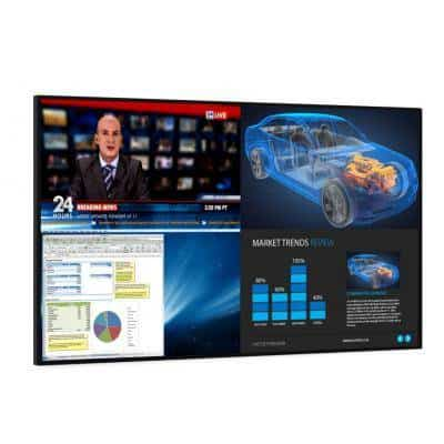"PLANAR 86"" UR8651MXERO LCD DISPLAY"