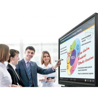 "SHARP 70"" PN-70TB3 BIG PAD LCD INTERACTIVE DISPLAY"