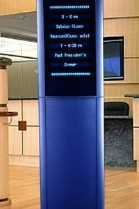 LED School Signs and School Information Displays