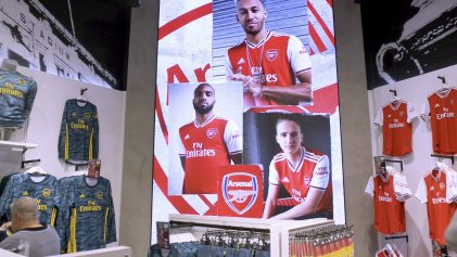 led screen arsenal