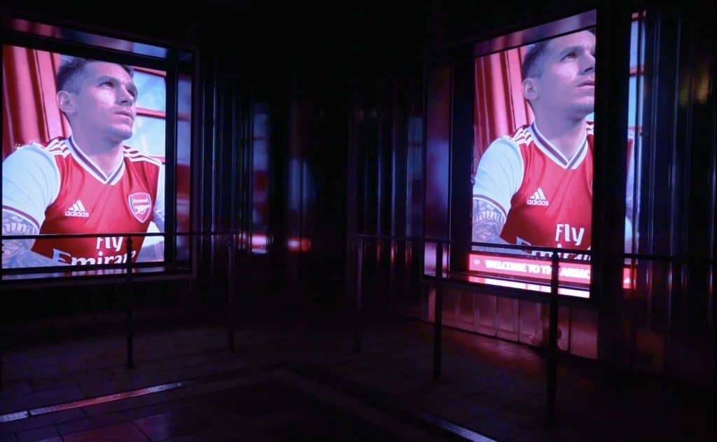 led screens arsenal