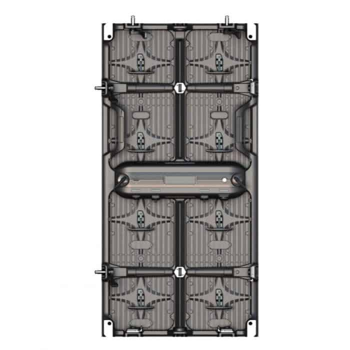 Outdoor LED Rental Cabinets