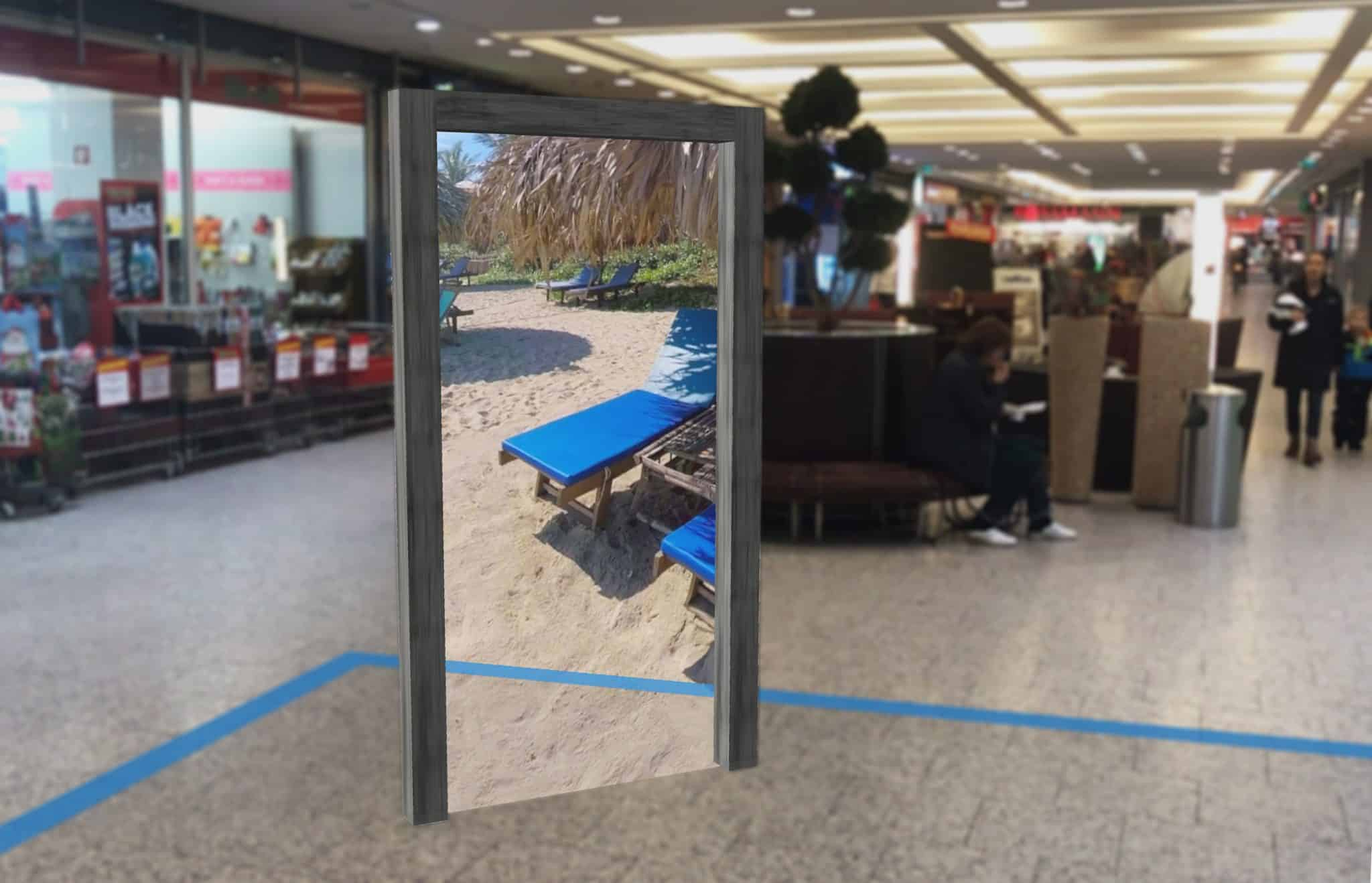 virtual doorways
