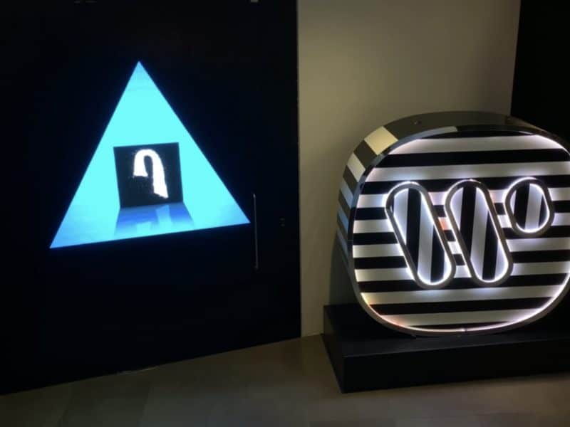 Triangle LED Screen