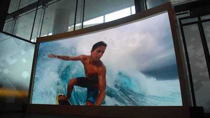 High quality led screen installations