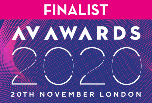 finalist av awards logo