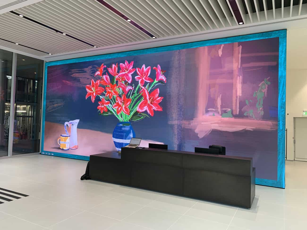LED Video Wall citypoint