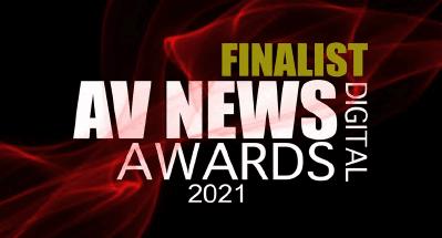 Dynamo AV awards finalists